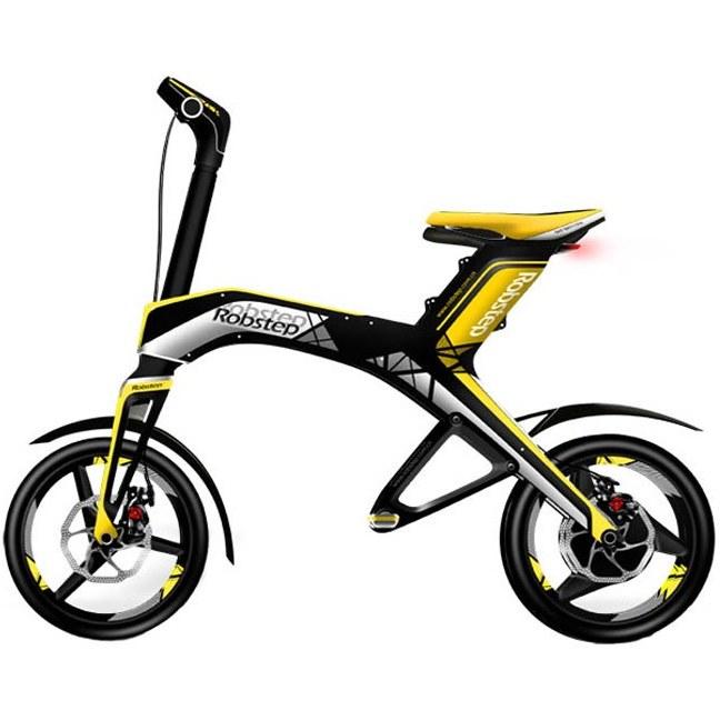 دوچرخه برقی راب استپ ( Robstep ) |