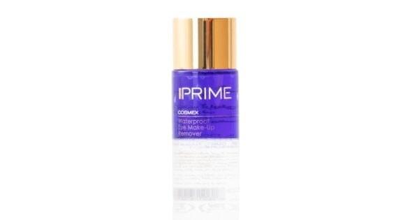 تصویر محلول پاک کننده آرایش پریم مدل Gentle حجم 100 میلی لیتر Prime Gentle Eye Make Up Remover 100ml