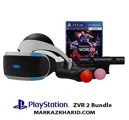 تصویر واقعیت مجازی پلی استیشن سونی ا Sony PlayStation VR Sony PlayStation VR