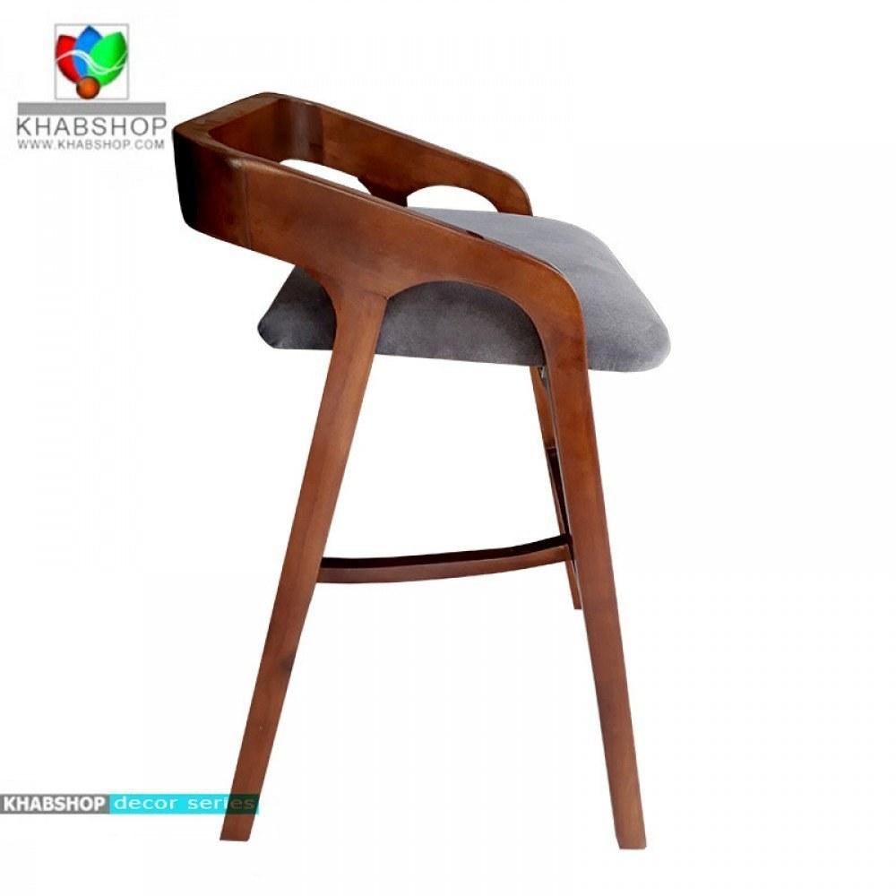 صندلی چوبی اپن و بار کد0016 |