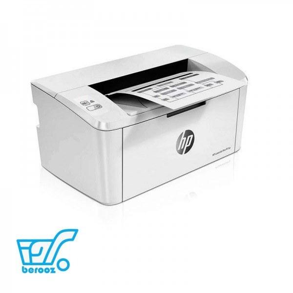 تصویر پرینتر لیزری اچ پی مدل LaserJet Pro M15a HP Color LaserJet Pro M15a Printer