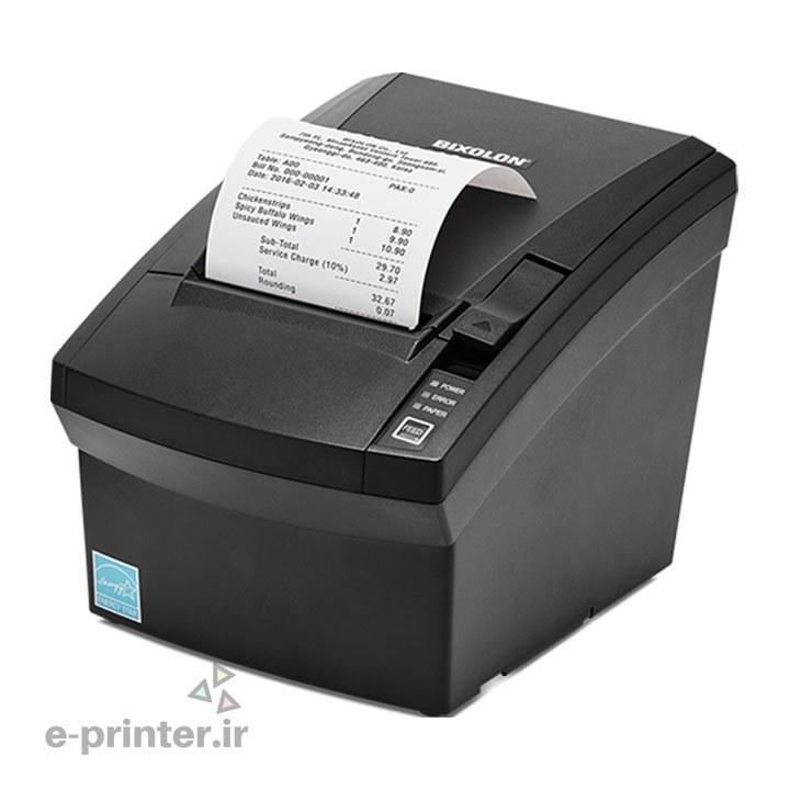 تصویر پرینتر چاپ فیش بیکسولون SRP 330 II COPSK BIXOLON SRP-330II Thermal Printer