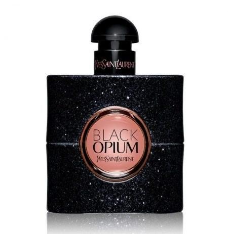 ادوپرفیوم زنانه ایوسن لوران مدل Black opium