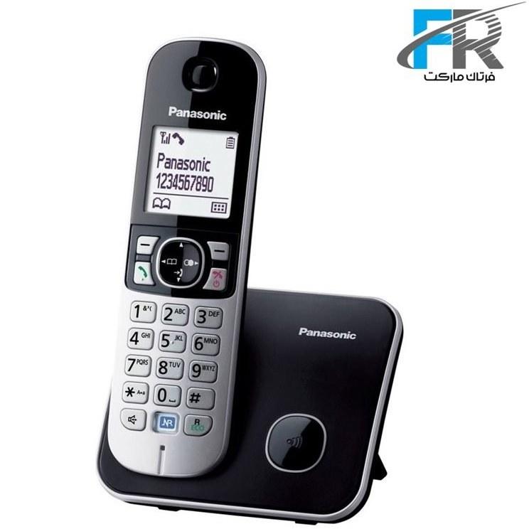 تصویر گوشی تلفن بی سیم پاناسونیک مدل KX-TG6881