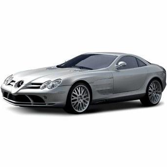 خودرو مرسدس بنز SLR Mclaren اتوماتیک سال 2008