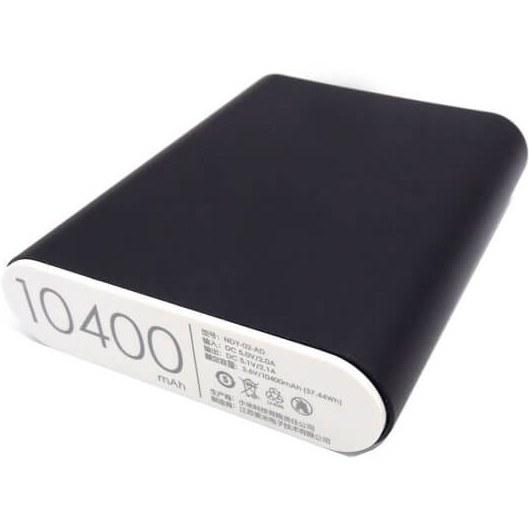 main images کیس پاوربانک 4 باتری دارای خروجی 5V 2A USB (مشکی)