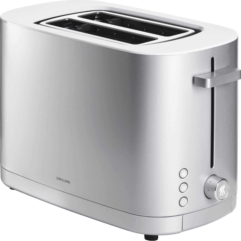 تصویر توستر زولینگ آلمان ZWILLING Enfinigy Toaster kurz silber