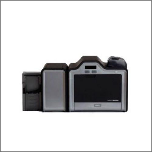 تصویر پرینتر چاپ کارت فارگو HDP5000 دورو
