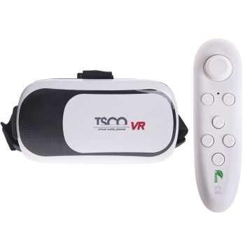 هدست واقعیت مجازی تسکو مدل TVR 566 | TSCO TVR 566 Virtual Reality Headset