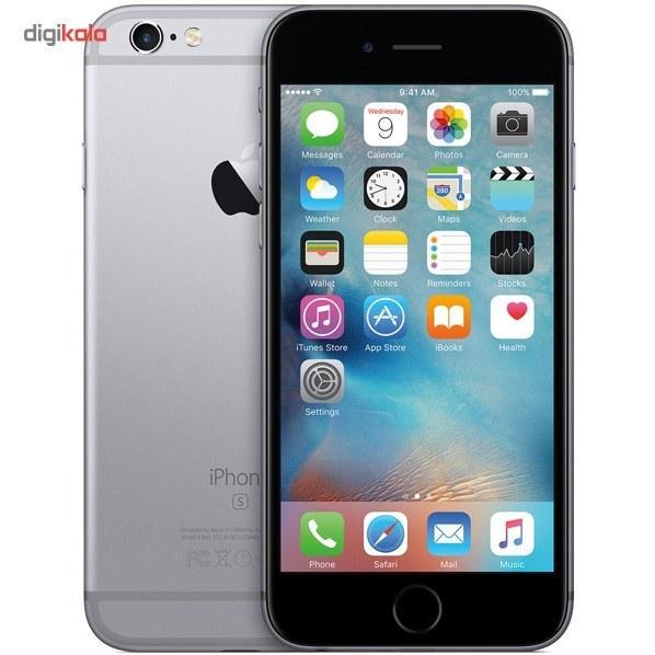 عکس Apple iPhone 6s | 64GB  گوشی  اپل آیفون ۶ ایکس | ظرفیت 64 گیگابایت apple-iphone-6s-64gb 8