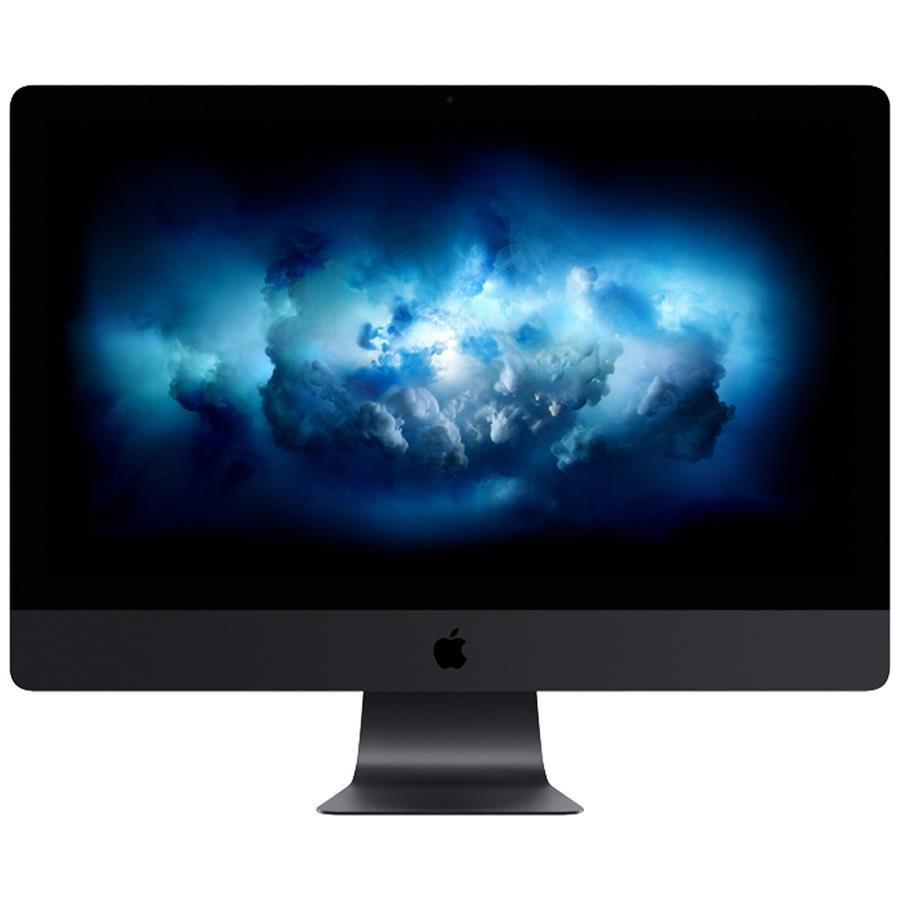 کامپیوتر آماده ۲۷ اینچ اپل آی مک پرو ۲۰۱۷ هشت هسته ای با صفحه نمایش رتینا ۵K   Apple iMac Pro MQ2Y2 2017 with 5K Retina Display 27 inch All in One