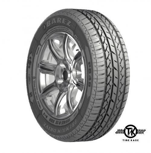 تصویر لاستیک بارز 185/65R14 گل p648 تولید2021 ا barez tire 185/65R14 PREMIUM DRIVE P648 barez tire 185/65R14 PREMIUM DRIVE P648