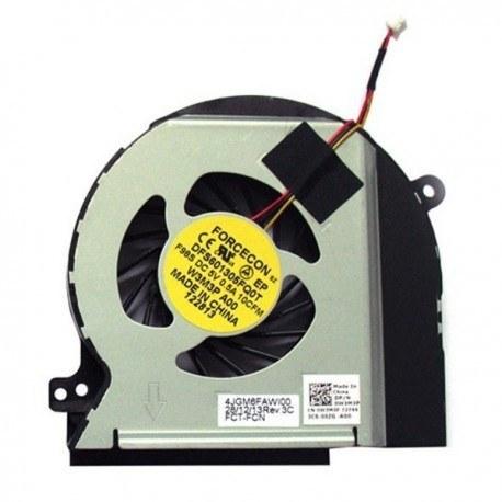 تصویر سی پی یو فن لپ تاپ دل Dell Laptop CPU Fan XPS L502