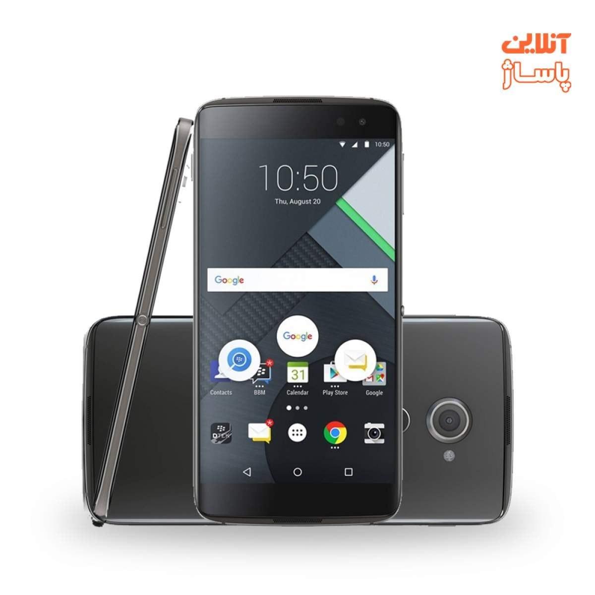 تصویر گوشی موبایل بلک بری مدل DTEK60 BBA100-2 BlackBerry DTEK60 BBA100-2 Mobile Phone