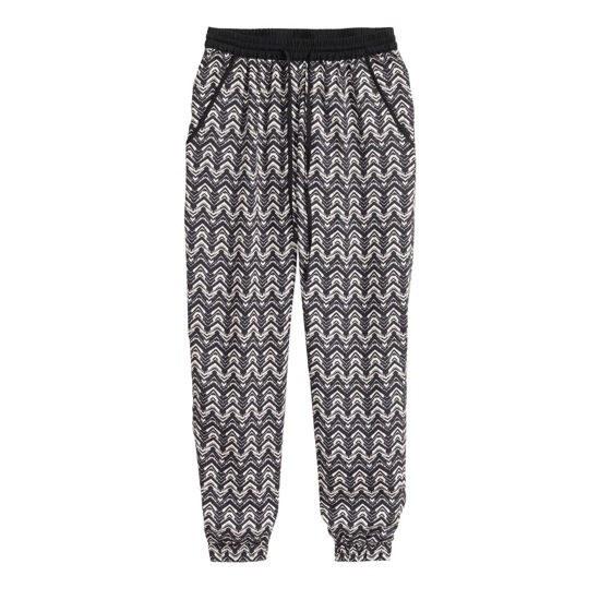 تصویر شلوار راحتی دخترانه اچ اند ام مدل H&M C1-0295566032 H&M 0295566032 Comfortable Pants For Girls