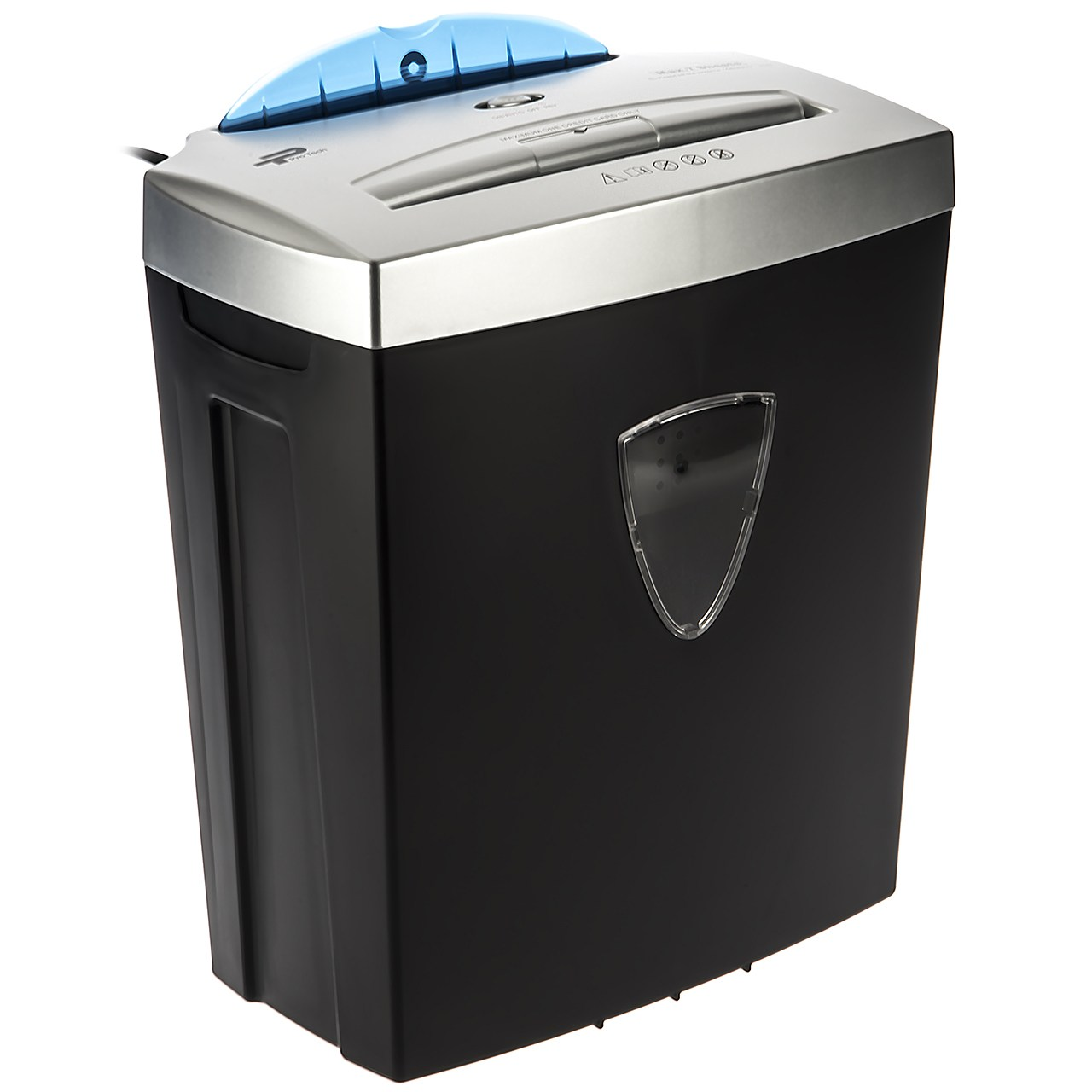 تصویر کاغذ خردکن مدل 468 پروتک Paper shredder model 468 Protek