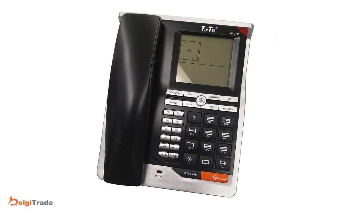 تصویر تلفن تیپ تل مدل TIP-3110