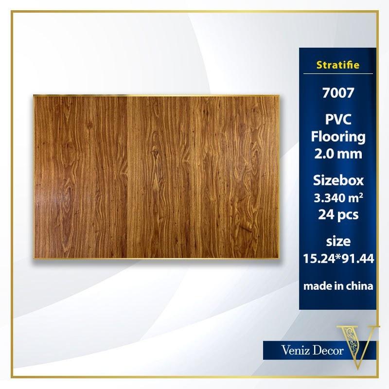 تصویر کفپوش PVC استراتیف کد: 7007