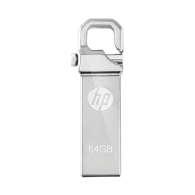 تصویر فلش مموری ۶۴ گیگابایت HP مدل V250W HP V250W