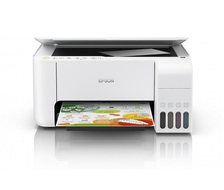 تصویر پرینتر چندکاره جوهرافشان اپسون مدل L3156 Epson L3156 Multifunction Inkjet Printer