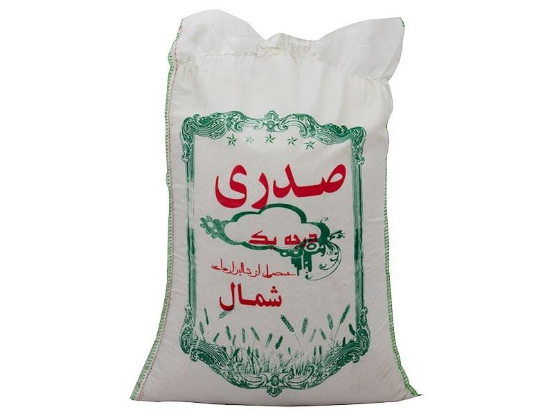 عکس برنج درجه یک صدری 10 کیلو گرم  برنج-درجه-یک-صدری-10-کیلو-گرم