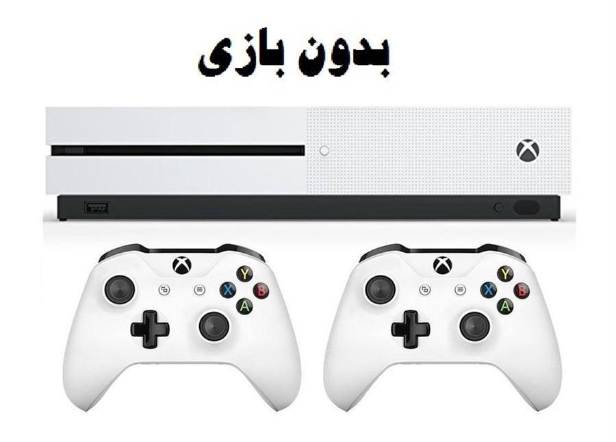 کنسول بازی مایکروسافت مدل Xbox One S ظرفیت ۱ ترابایت