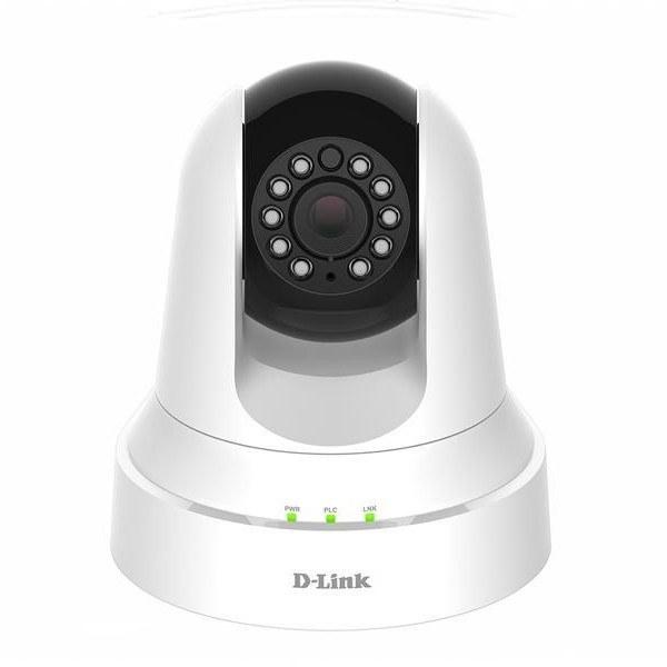 تصویر دوربین تحت شبکه دی لینک مدل دی سی اس 6045 ال کی تی D-Link DCS-6045LKT PowerLine HD 720P Day/Night Cloud Camera Kit