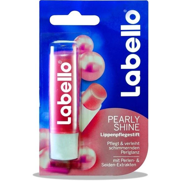بالم لب پرلی شاین لابلو Labello Pearly Shine Lip-Care