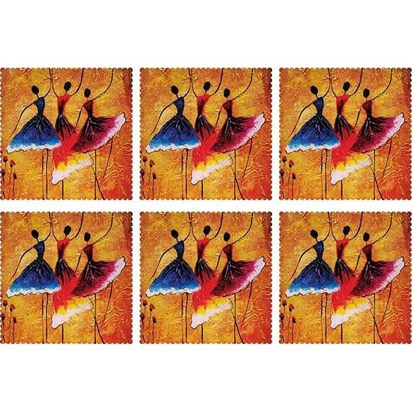 تصویر زیر بشقابی رنس مدل U1-42041 بسته ۶ عددی