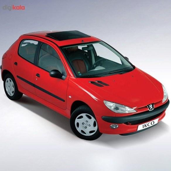 عکس خودرو پژو 206 تیپ 6 اتوماتیک سال 1395 Peugeot 206 Trim 6 1395 AT خودرو-پژو-206-تیپ-6-اتوماتیک-سال-1395 11