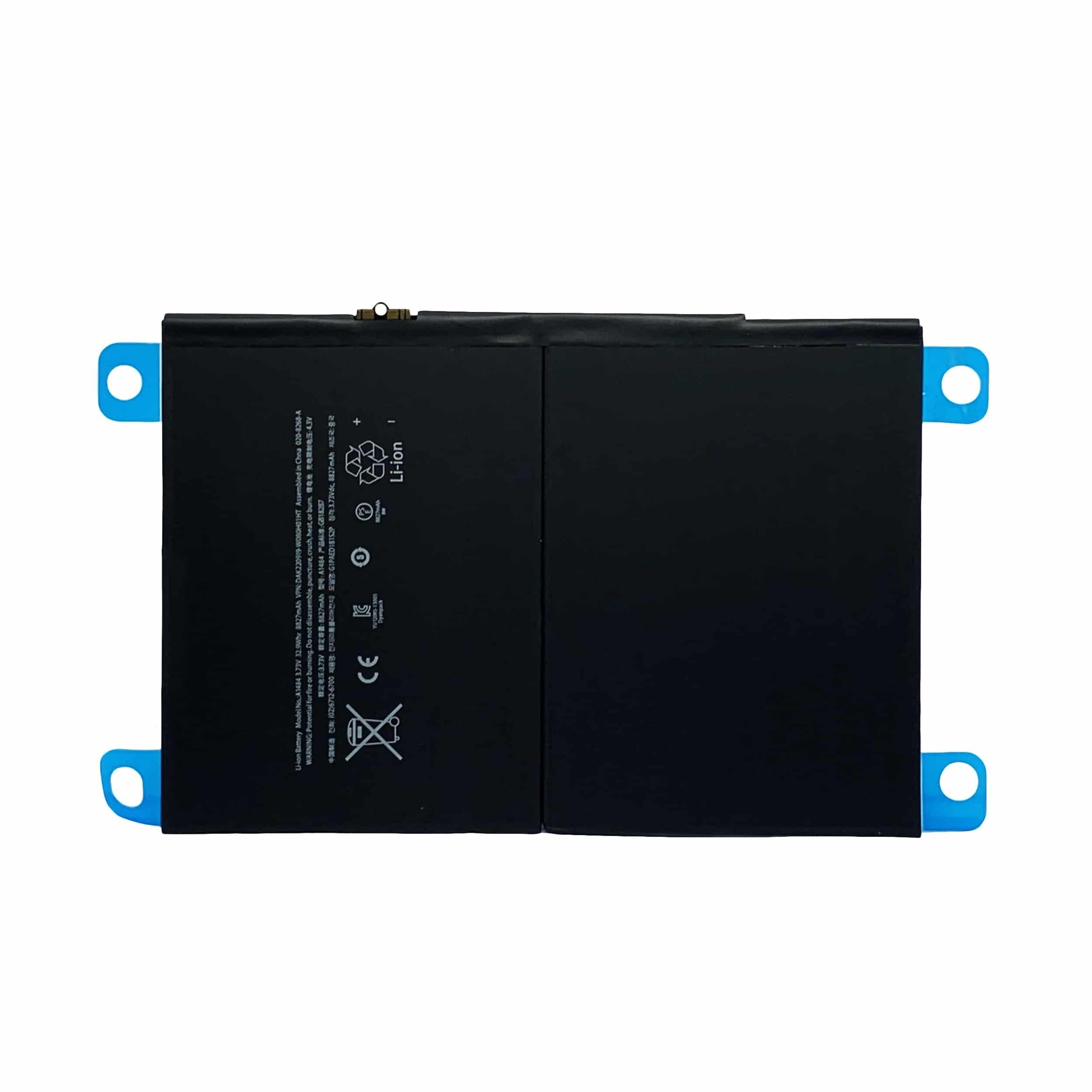 تصویر باتری آیپد Ipad Air 1 با کد فنی A1484