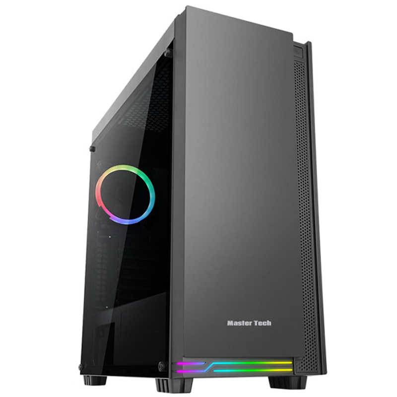 تصویر کیس کامپیوتر مستر تک مدل G200 Master Tech G200 Computer Case