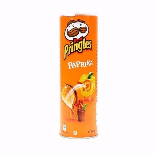 Pringles   چیپس پابریکا   165 گرم
