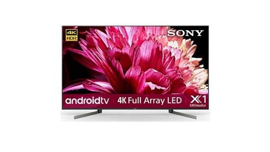 تصویر تلویزیون ۶۵ اینچ سونی مدل X9500G SONY 65X9500G TV