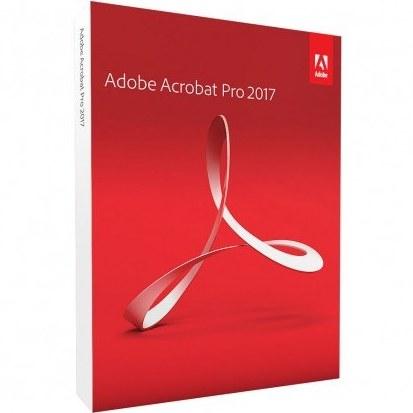main images Adobe Acrobat Pro 2017