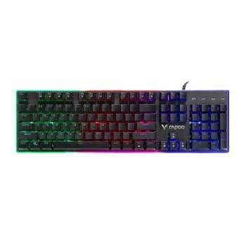 تصویر Gaming Keyboard Rapoo V52Pro ا کیبورد گیمینگ رپو V52Pro کیبورد گیمینگ رپو V52Pro