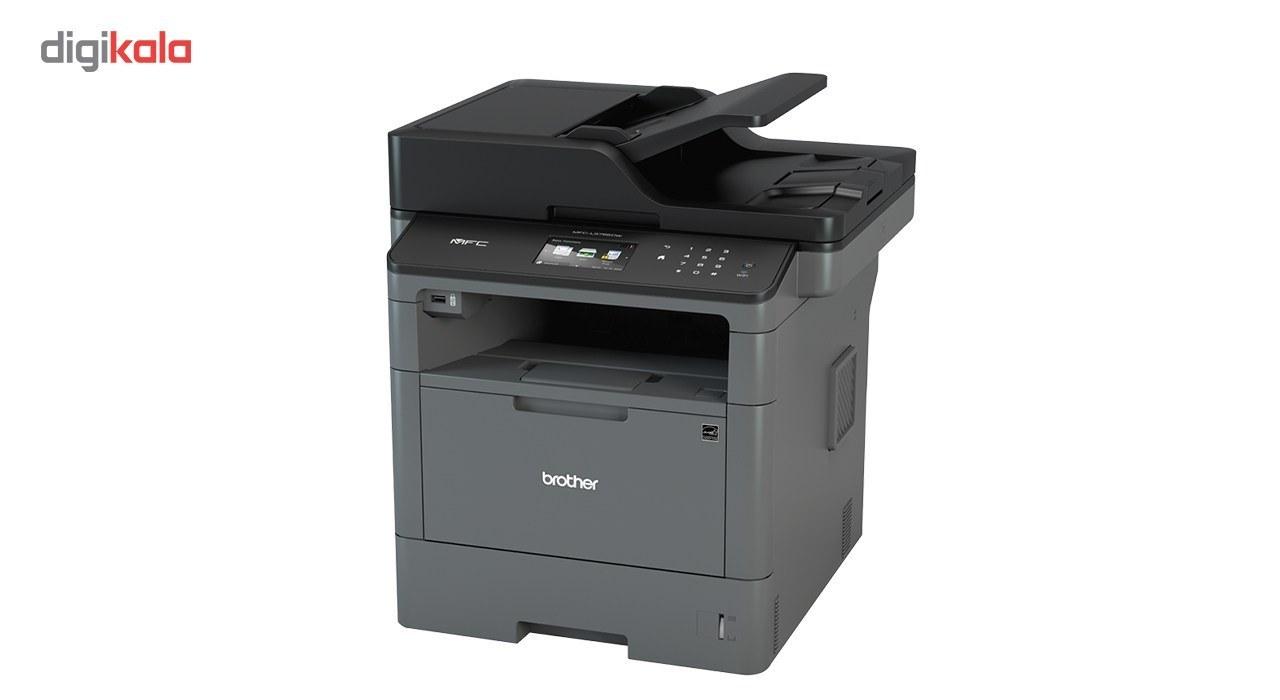 تصویر پرینتر لیزری چندکاره مدل MFC-L5755DW  برادر ا Brother MFC-L5755DW multifunction laser printer Brother MFC-L5755DW multifunction laser printer
