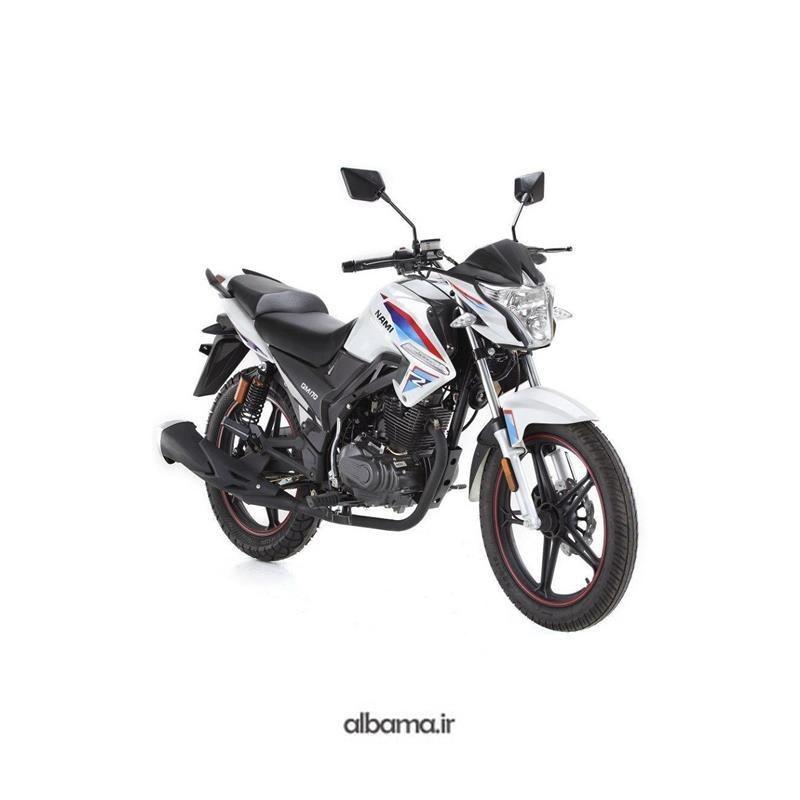 موتور سیکلت نامی QM170 نیرو محرکه |