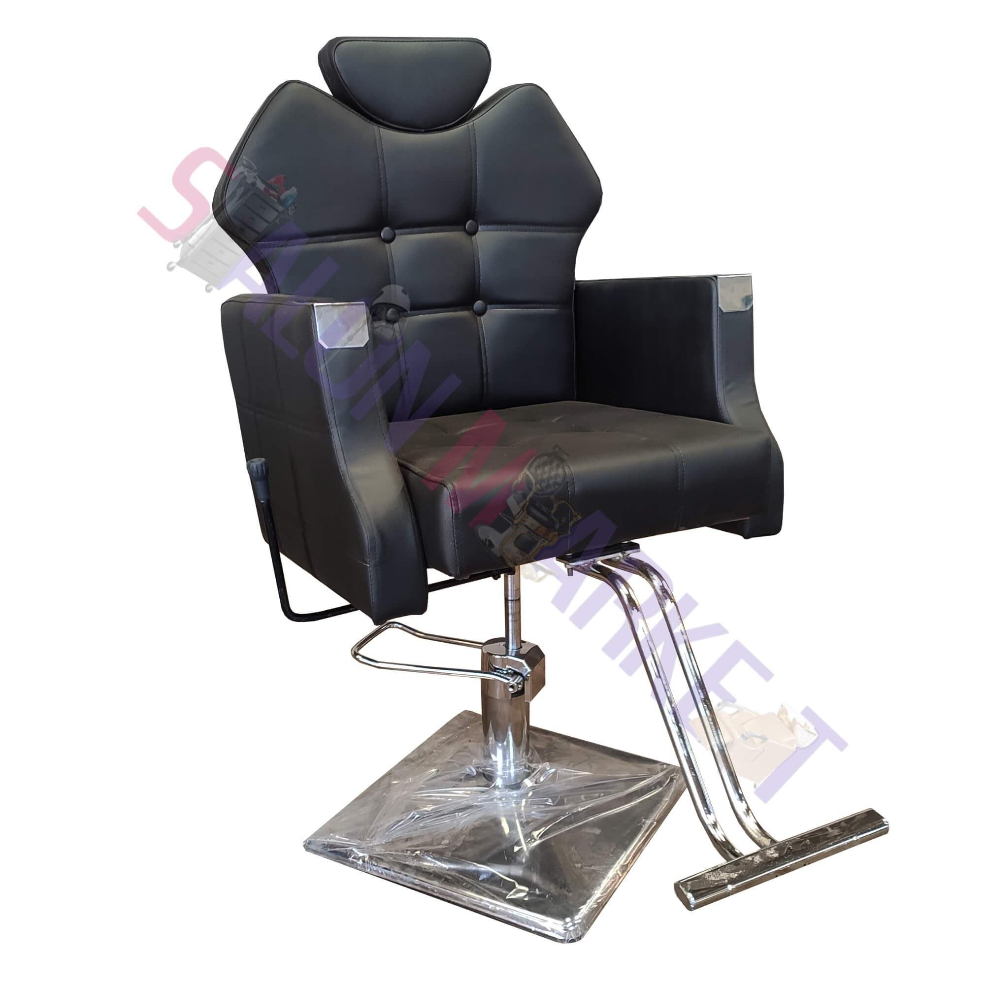 تصویر صندلی آرایشگاهی میکاپ پدالی گلایل