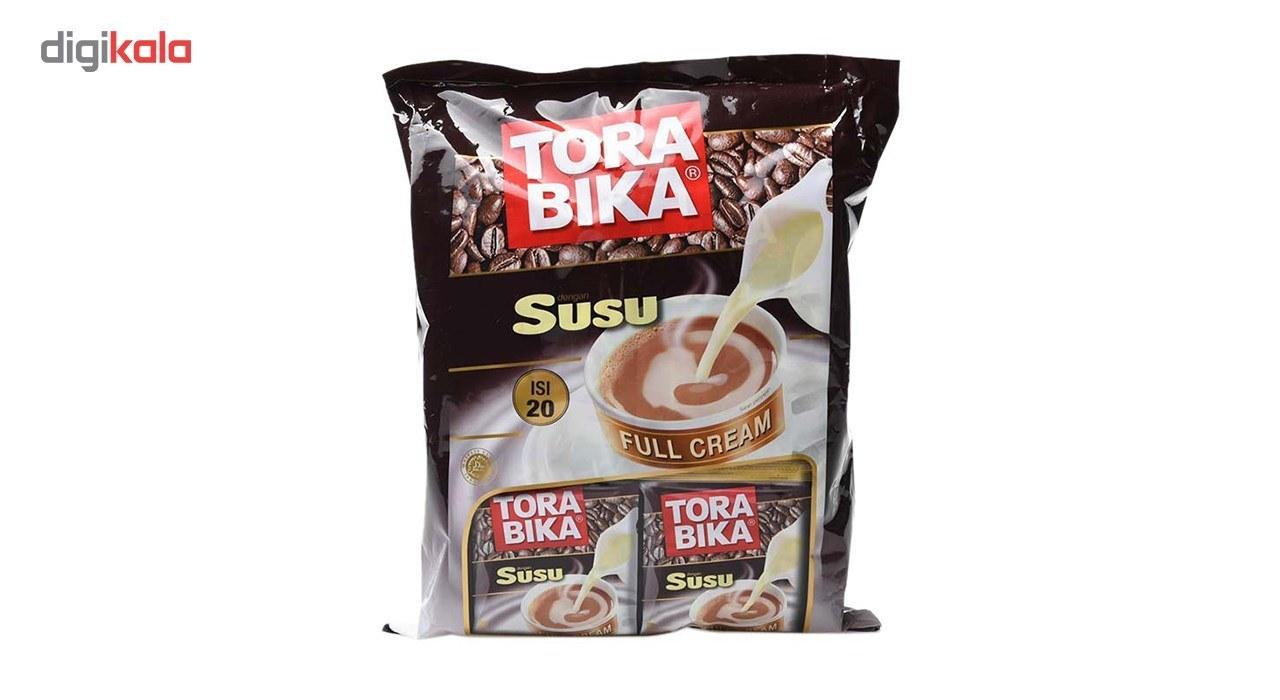 تصویر کافی میکس تورابیکا مدل susu بسته 20 عددی Torabika Susu Coffee Mix Pack Of 20