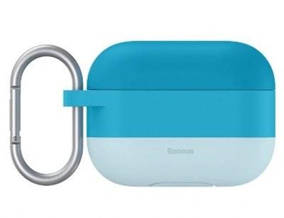 تصویر کاور سیلیکونی ایرپاد پرو بیسوس Baseus Colorful Case Airpods Pro