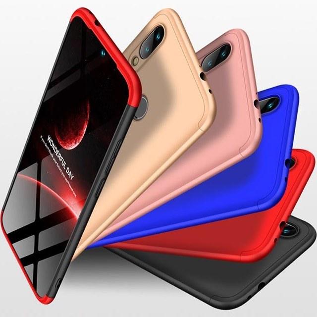 قاب گوشی سه تیکه شیائومی GKK Full Coverage 3 in 1 Case | Xiaomi Redmi Note 7 |