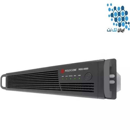 تصویر رکورد و استریم کننده ویدئوکنفرانس Polycom RSS 4000 Polycom Rss 2000