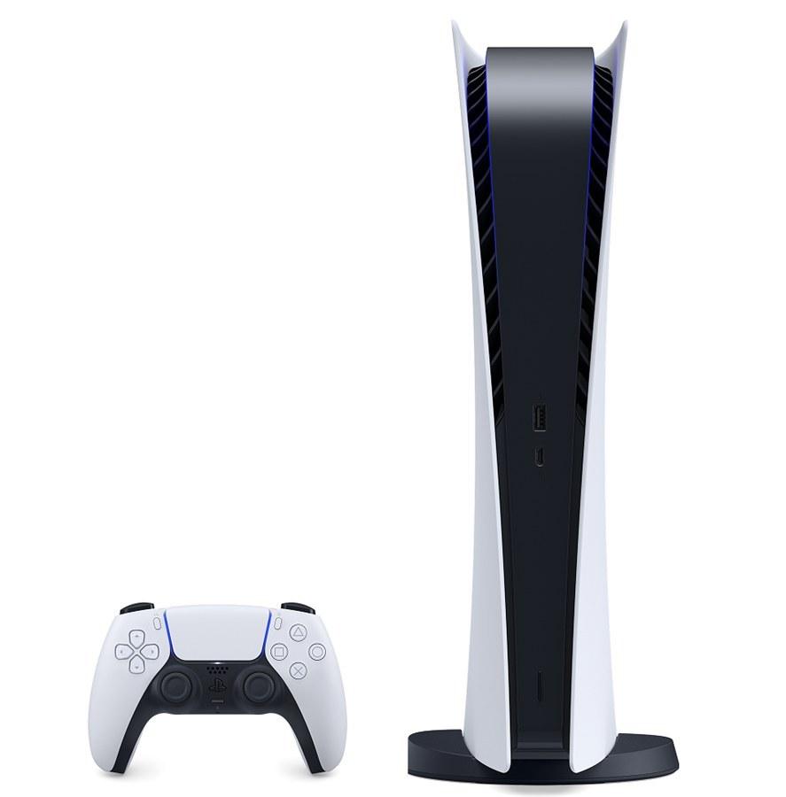 تصویر کنسول بازی سونی PlayStation 5 Digital Console ا PlayStation 5 Digital Console PlayStation 5 Digital Console