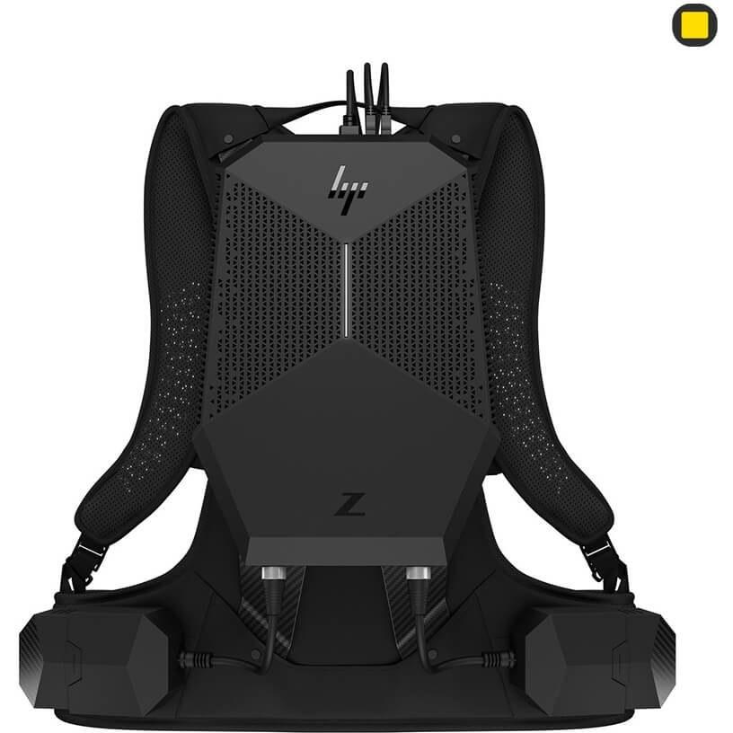 تصویر کامپیوتر پوشیدنی HP Z VR Backpack G1 Workstation