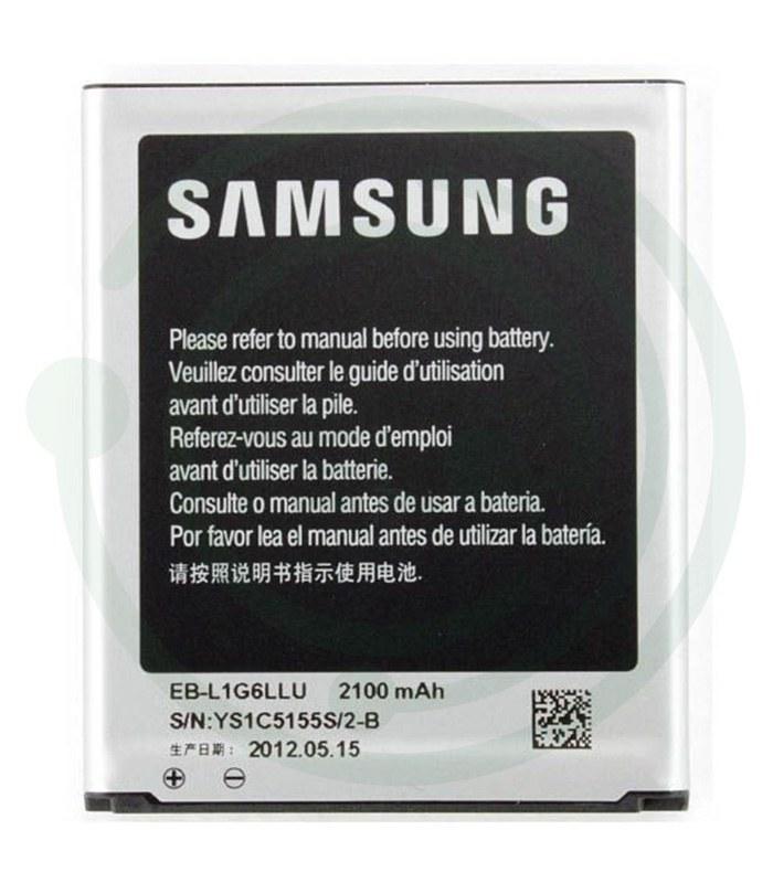 تصویر Samsung  Galaxy S3 EBL1G6LLU Battery Samsung  Galaxy S3 EBL1G6LLU Battery