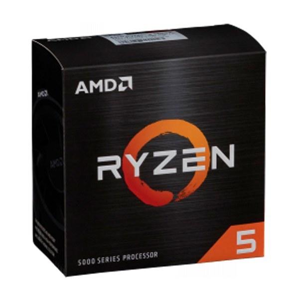 تصویر پردازنده مرکزی ای ام دی مدل RYZEN 5 5600X