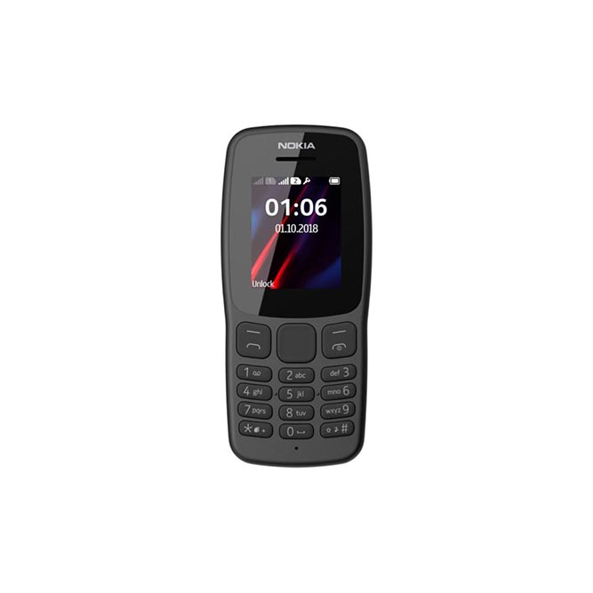 تصویر گوشی Nokia 106