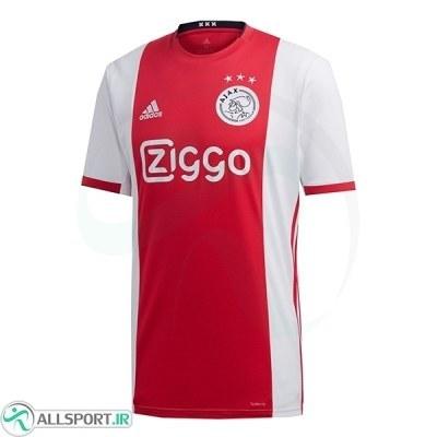 پیراهن اول آژاکس Ajax 2019-20 Home Soccer Jersey