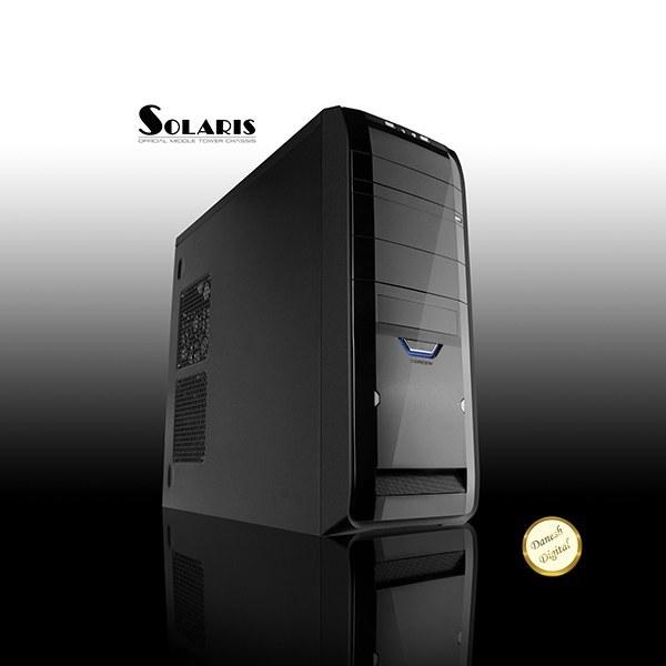 تصویر کیس کامپیوتر گرین Solaris